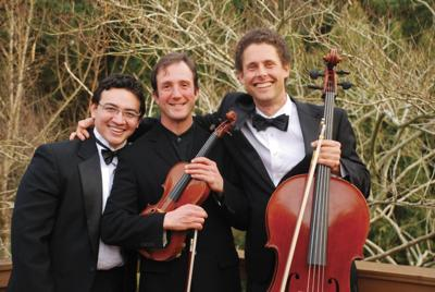 Columbia River Trio to hold classical concert in Ilwaco