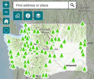 State Parks releases interactive online ADA recreation map