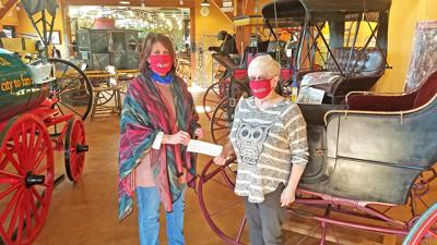 Northwest Carriage Museum helps feed hungry
