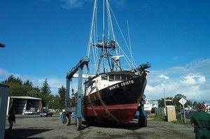 Vessel seized in overfishing case