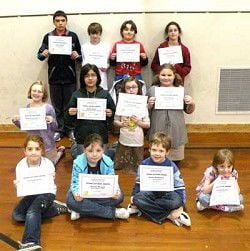 LB School honors young authors
