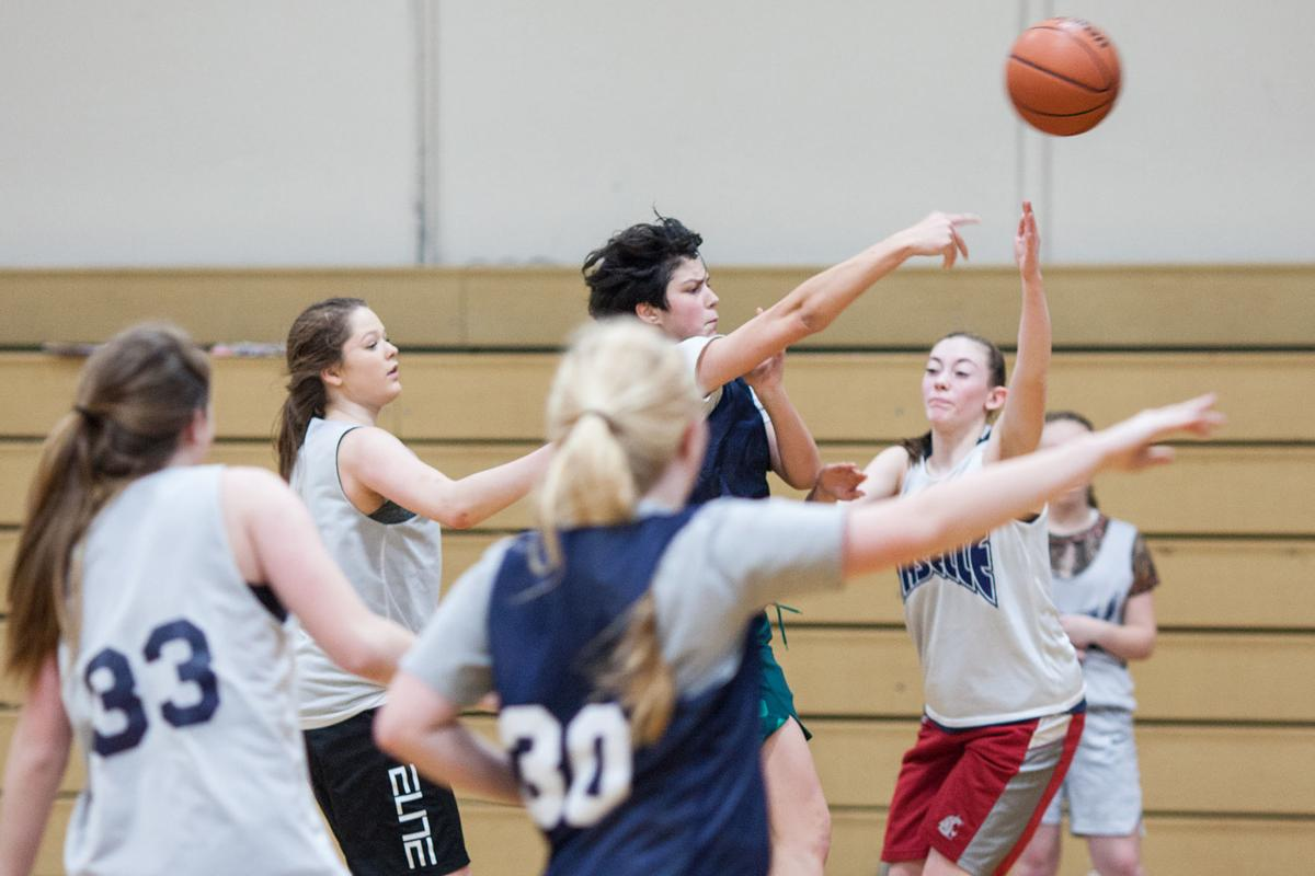 Comet girls combine experience, youth