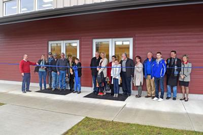New fieldhouse dedicated at Naselle school