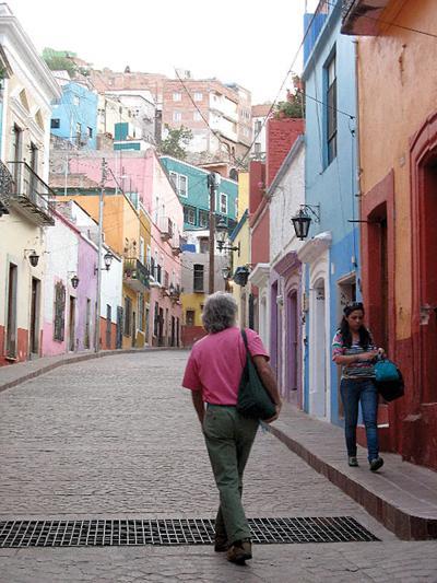 Victoria Stoppiello takes the 'timid traveler' test in Mexico