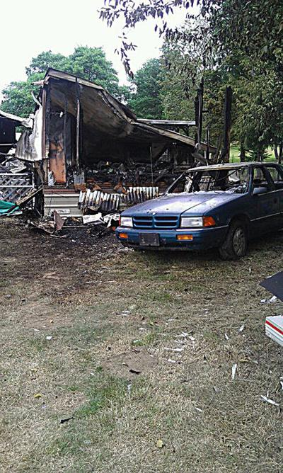 Family loses Ocean Park home to fire