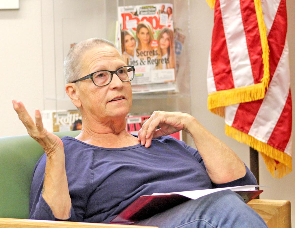 Judy Dawson of Long Beach