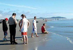 Spanaway youth drowns Friday north of Long Beach