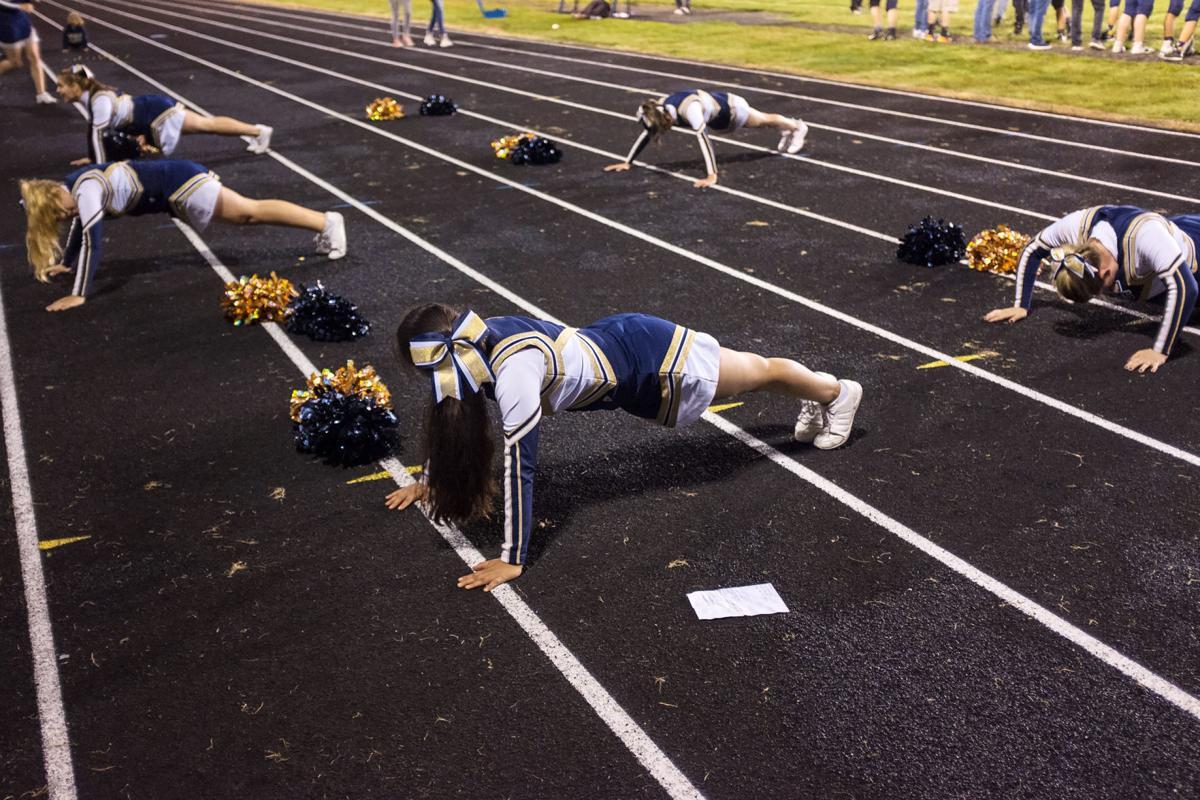 Cheer for the cheerleaders