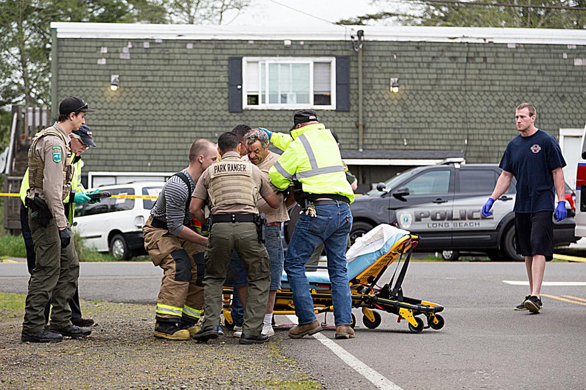 Ilwaco stabbing sends two men to hospital
