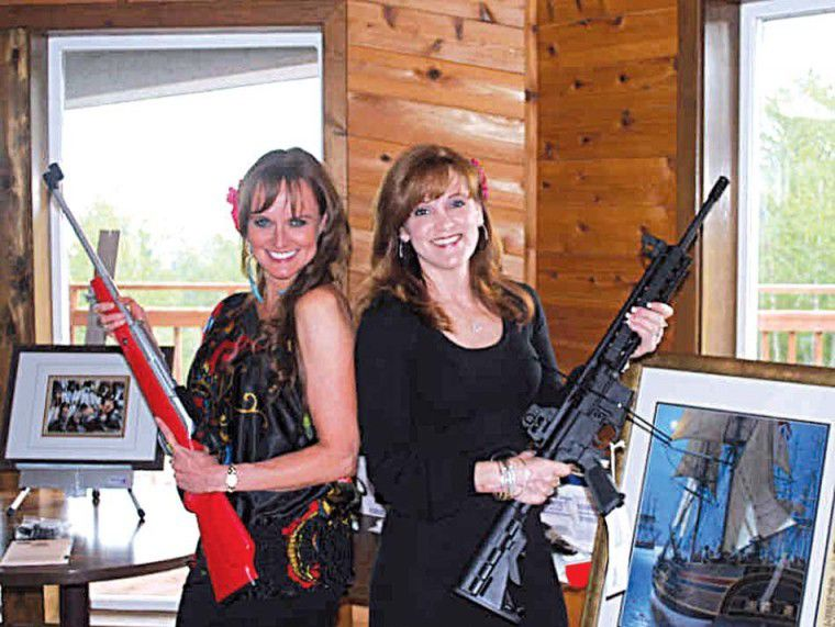Friends of the NRA 2nd annual Chinook Valley banquet