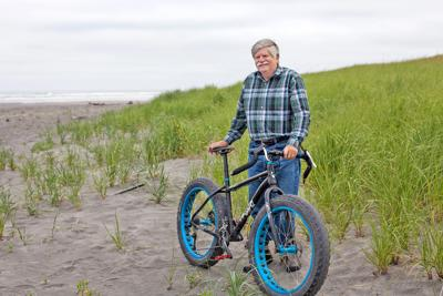 It's My Thing  Jim Sayce transformed his life by getting back into bike riding