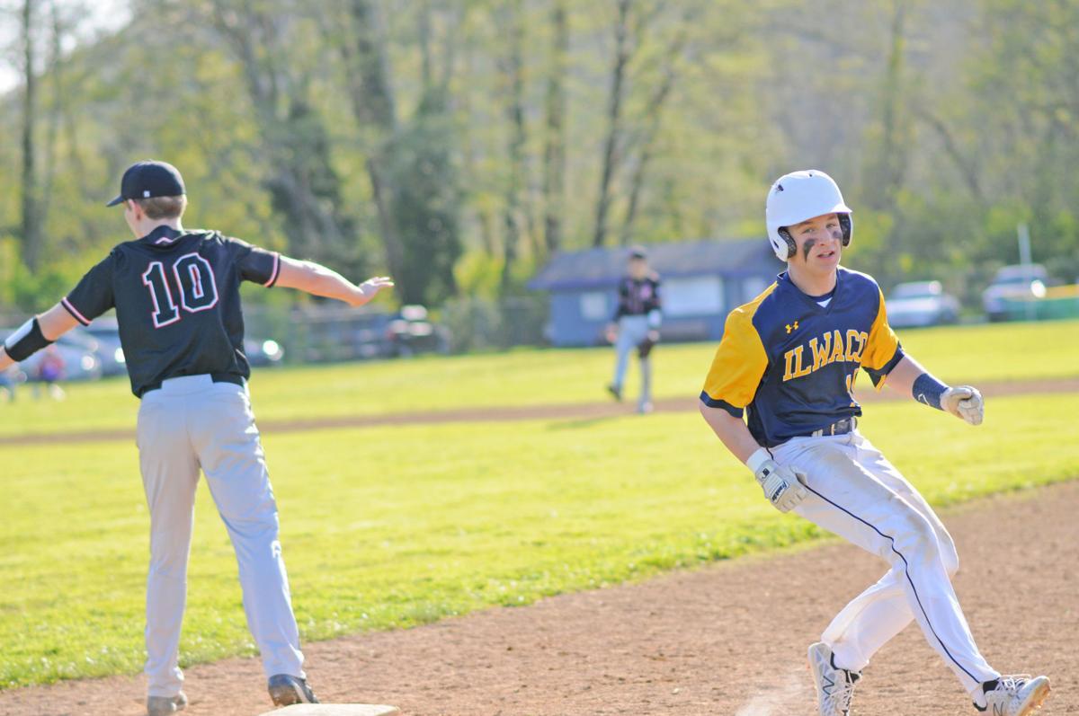 IHS baseball Ghannon Whelden