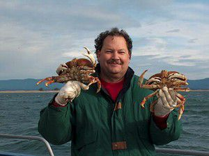 Fish & Feathers: Crabbing, plus other issues