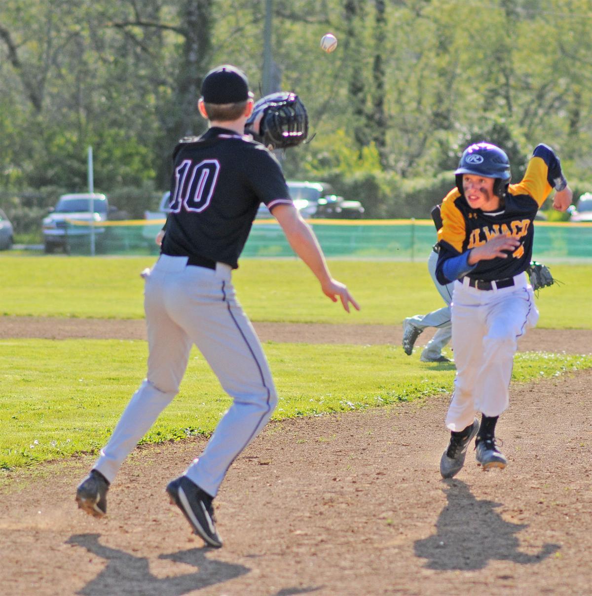 IHS baseball Nate Hopkins