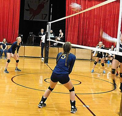 Ilwaco netters gaining in confidence