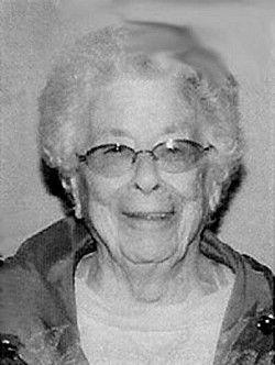 Obituaries: Ina Ravena Duncan