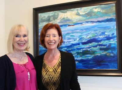 Art and business mix in Ilwaco Sept. 1