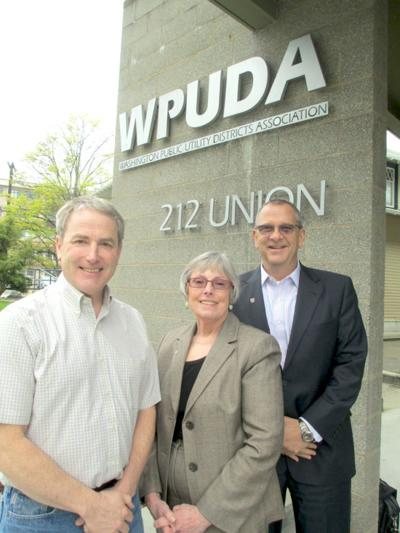 Diana Thompson elected VP of PUD association