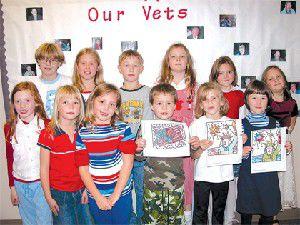 Naselle schools commemorate Veterans Day