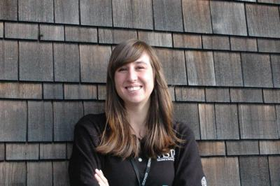 Natasha Nesbitt is AmeriCorps VISTA volunteer in Pacific County