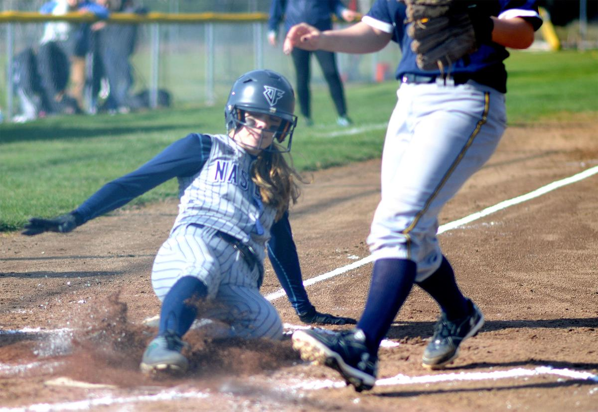 Ilwaco and Naselle: Kylee slide