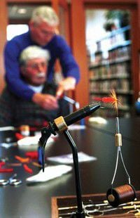 Why fly? - An abbreviated history of fly fishing and tying