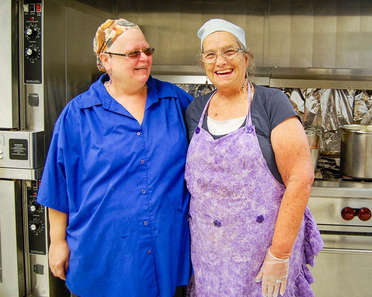 Mardell Bullis: One woman's campaign against senior hunger