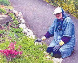 Lois Cameron is the best friend of walkways in Seaview
