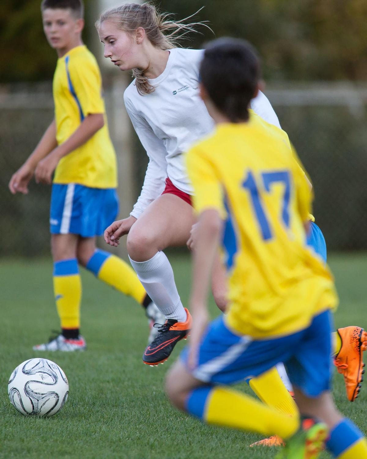 Experience will be key for all new girls soccer team