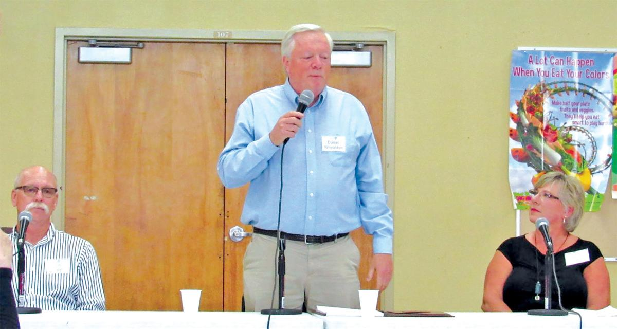 Commissioner hopefuls meet for candidate forum | South County News