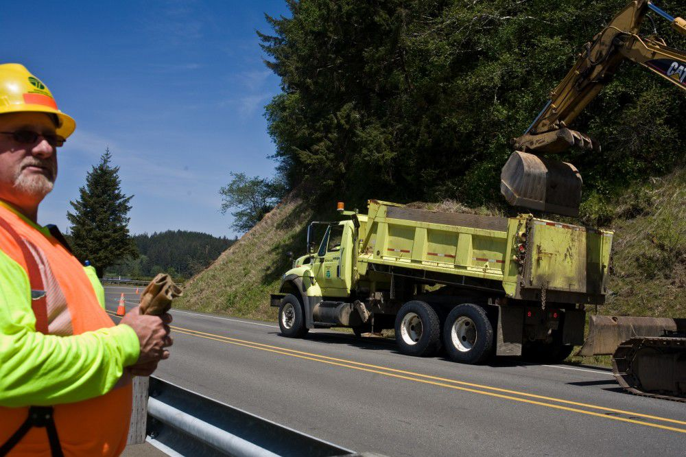 WSDOT, keeping the roads right