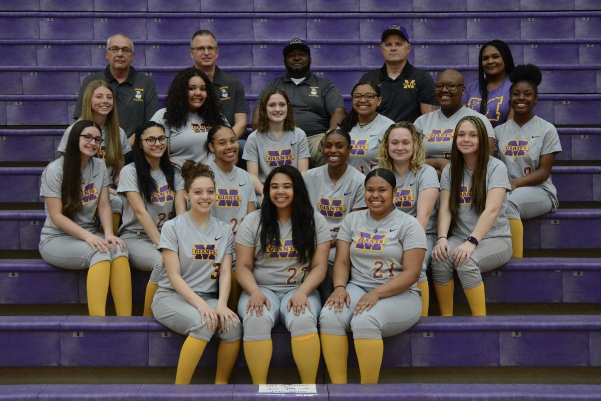 Marion spring sports - softball