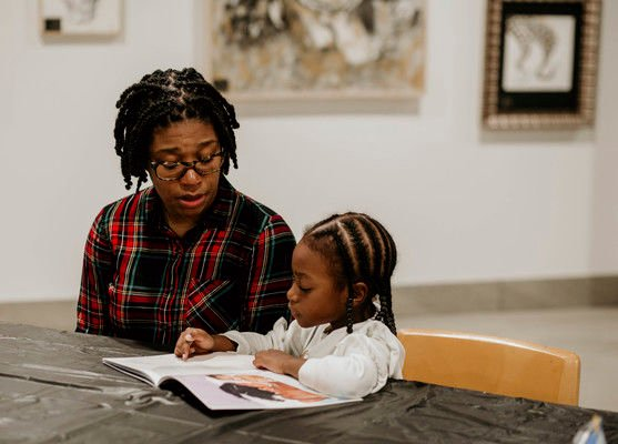 Artist brings daughter's stories to life in children's book