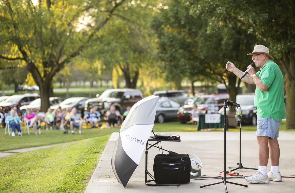 Gospel concerts promote fellowship in Gas City