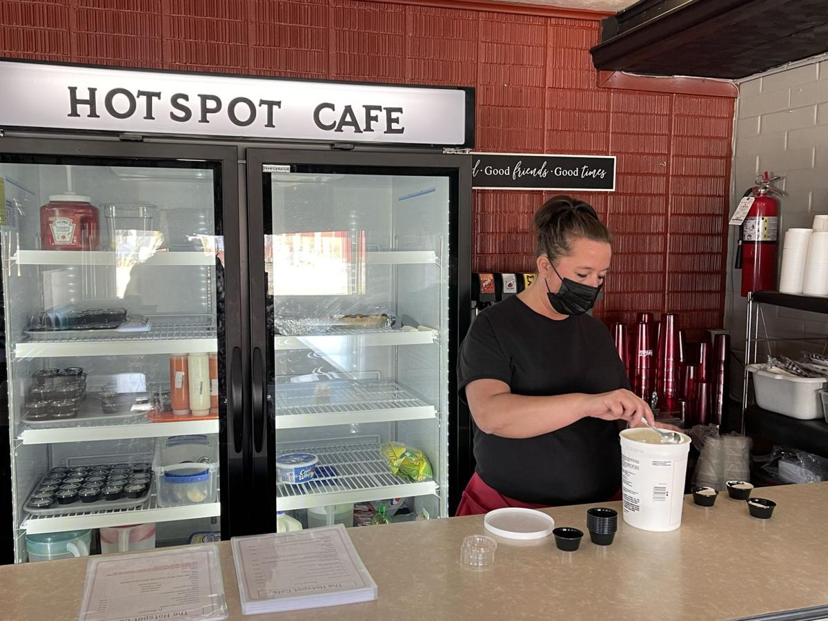 Hotspot Café seeks to bring family feeling to Fairmount