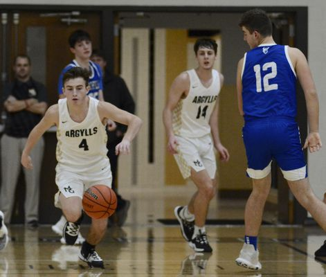 Madison-Grant's boys run past Northfield