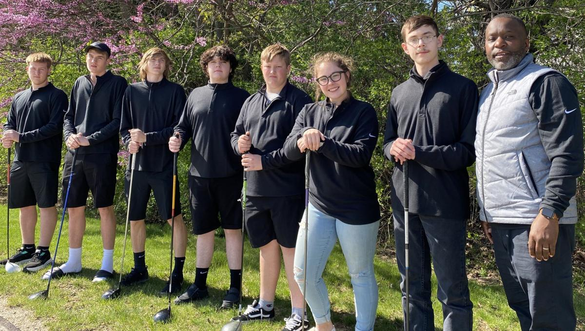 Marion spring sports - boys golf