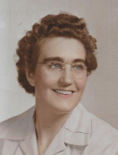 Helen Rickman Tweed