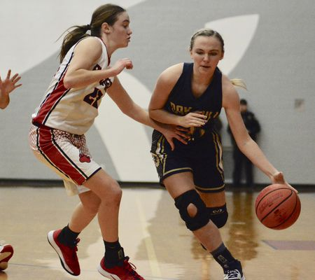 Blackford girls shock Oak Hill for CIC lead
