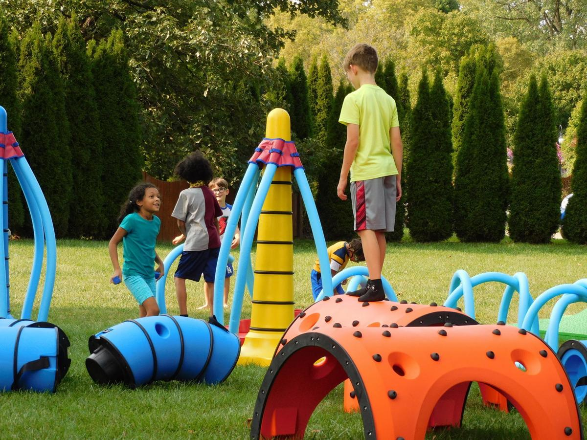 Week of play gives children a place to wonder
