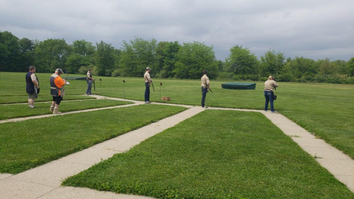 Grant County Clay Target League Trap Shooting