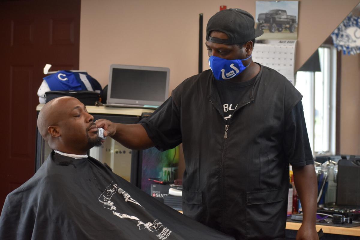 A Step Above Barbershop