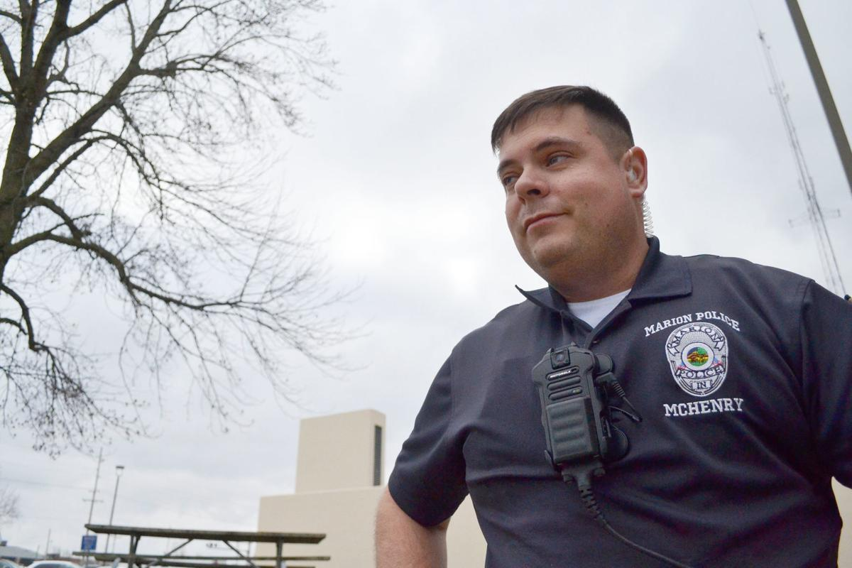 Marion Police have body cameras rolling