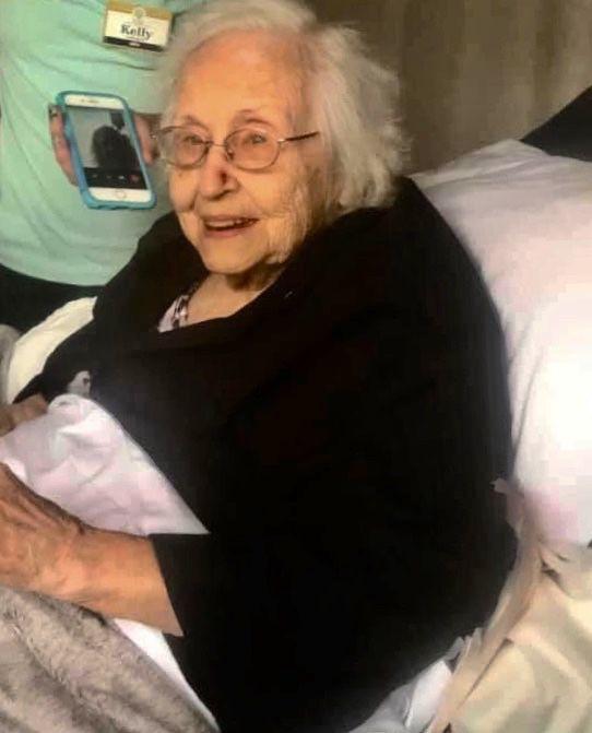 Joan turns 90