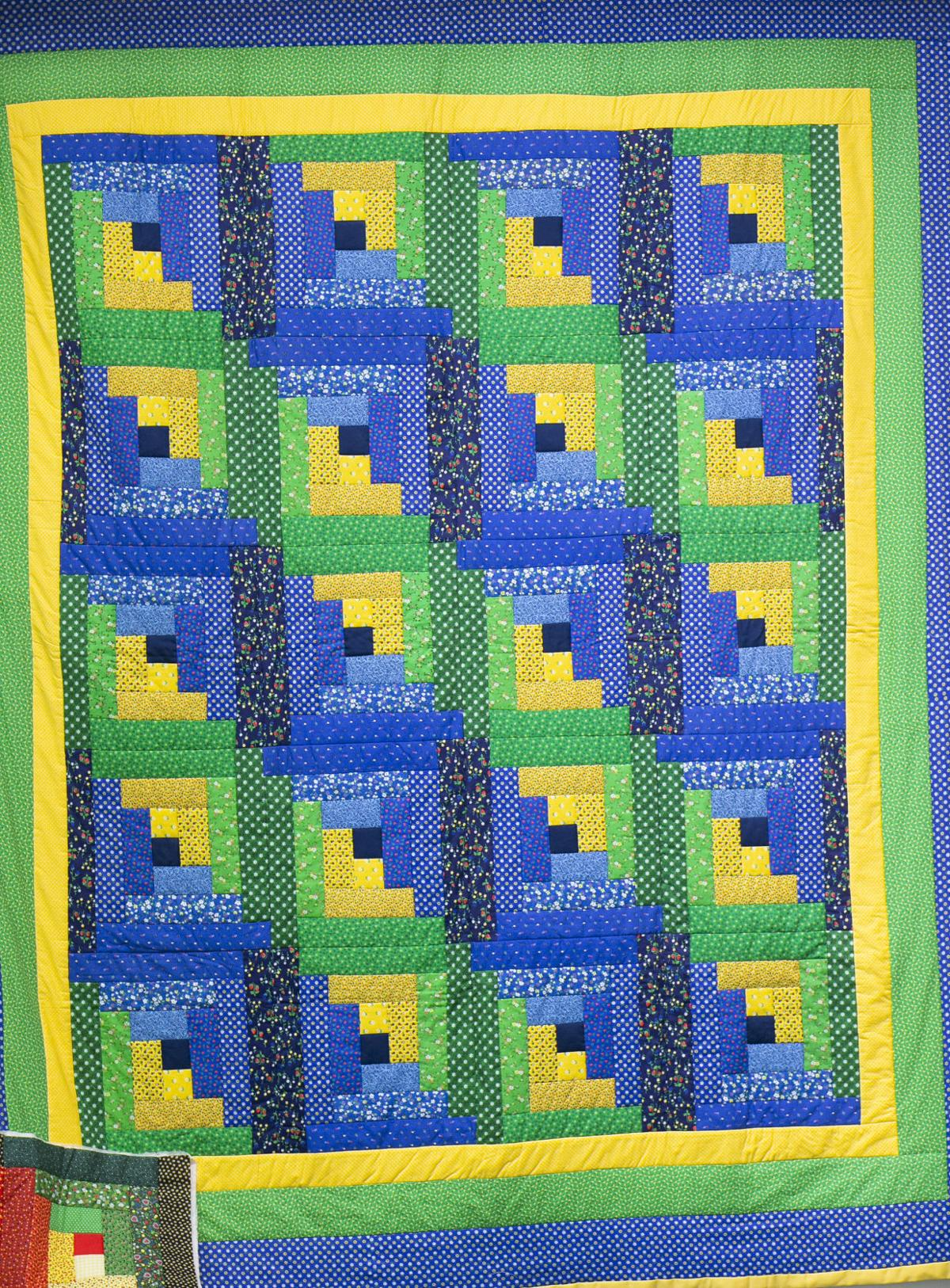 The quilt that changed the game