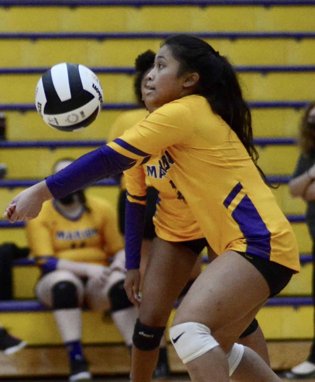 volleyball sectionals (secondary)