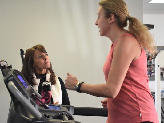 Local gym owner uses personal experiences to encourage clients