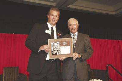 Houlder's a Hall of Famer