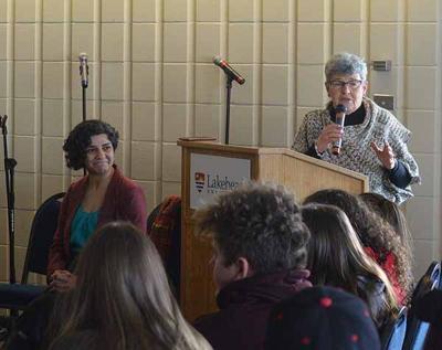 Forum talks racial healing