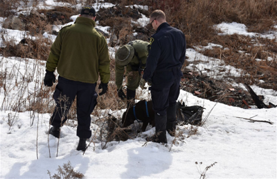 Search underway using dogs, drones | News | chroniclejournal com